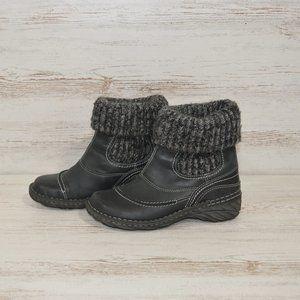 Josef Seibel  Leather Boot Women's 5-5.5